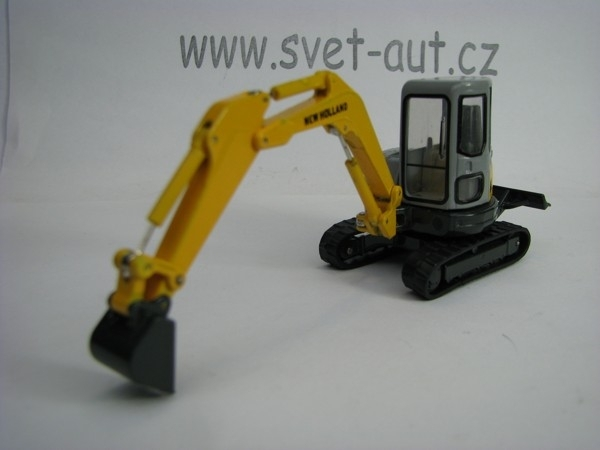 New Holland Kobelco E502SR pásový bagr 1:43 Atlas